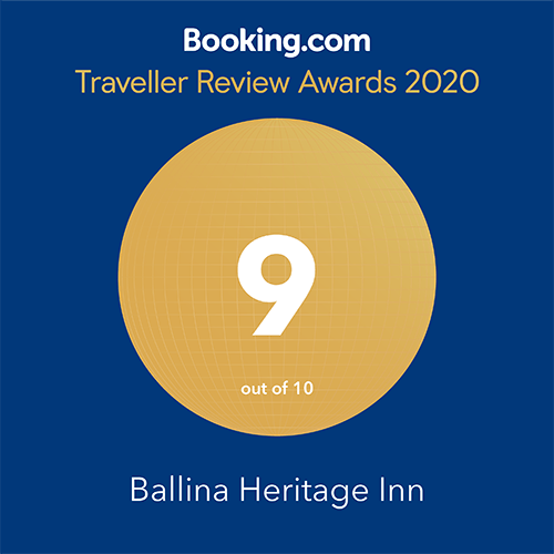 Trivago Awards 2017 Ballina accommodation motel